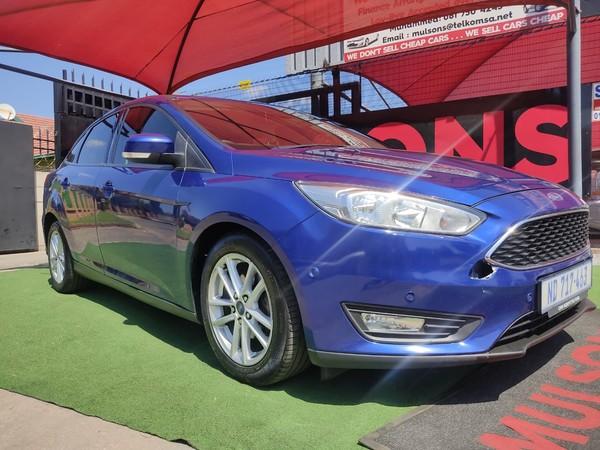 2016 Ford Focus 1.5 Ecoboost Trend Auto Gauteng Boksburg_0