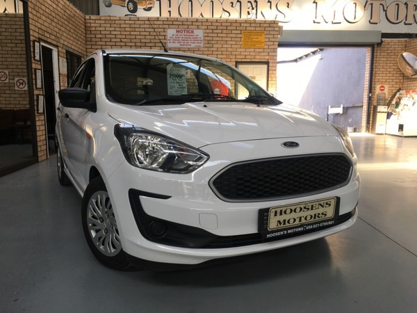2019 Ford Figo 1.5Ti VCT Ambiente m  Free State Villiers_0