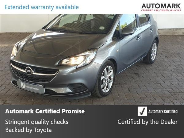 2019 Opel Corsa 1.0T Ecoflex Enjoy 5-Door 66KW Eastern Cape Uitenhage_0