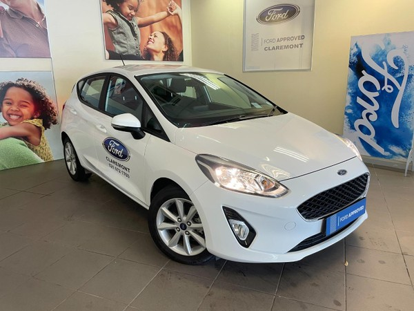 2020 Ford Fiesta 1.0 Ecoboost Trend 5-Door Auto Western Cape Ottery_0