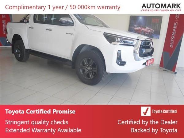 2021 Toyota Hilux 2.8 GD-6 Raider 4x4 Auto Double Cab Bakkie Northern Cape Hartswater_0