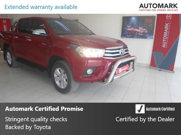 2016 Toyota Hilux 2.8 GD-6 Raider 4x4 Double Cab Bakkie Northern Cape Hartswater_0