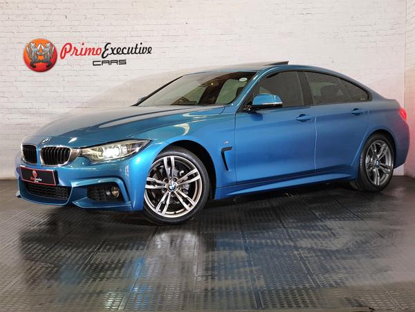 2018 BMW 4 Series 420i Gran Coupe Auto Gauteng Edenvale_0