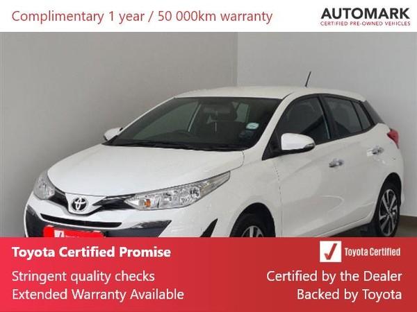 2020 Toyota Yaris 1.5 Xs CVT 5-Door North West Province Vryburg_0