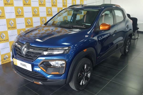 2021 Renault Kwid 1.0 Climber 5-Door AMT Western Cape Paarl_0