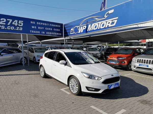 2016 Ford Focus 1.0 Ecoboost Trend 5-Door Western Cape Bellville_0