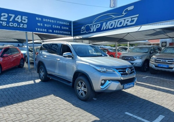 2016 Toyota Fortuner 2.8 GD-6 4x4 Auto Western Cape Bellville_0