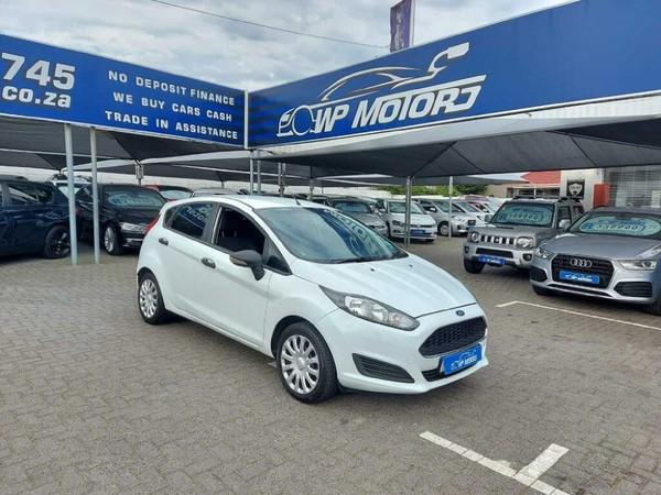 2017 Ford Fiesta 1.4 Ambiente 5-Door Western Cape Bellville_0