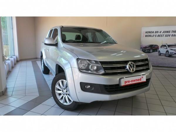 2015 Volkswagen Amarok 2.0TDi Trendline 103KW Double cab bakkie Gauteng Pretoria_0