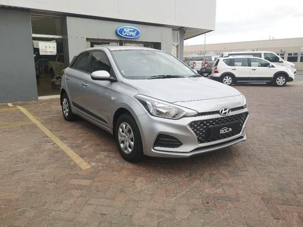 2020 Hyundai i20 1.2 Motion Western Cape Caledon_0