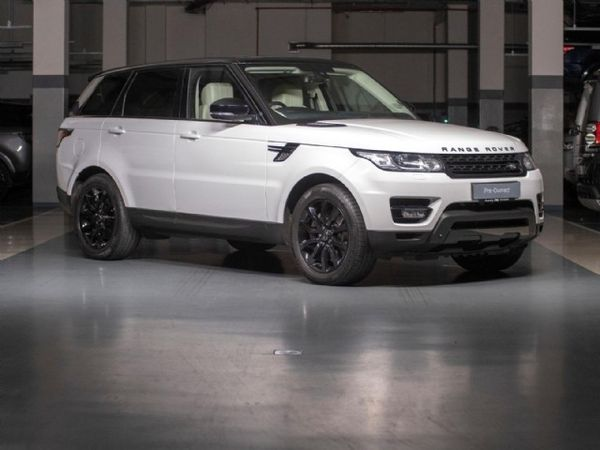 2014 Land Rover Range Rover Sport 3.0 SDV6 HSE Western Cape Tokai_0