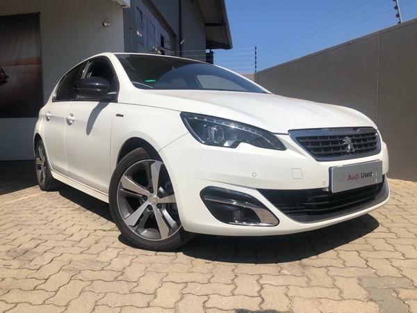2016 Peugeot 308 1.2T Puretech GT Line Auto Gauteng Johannesburg_0