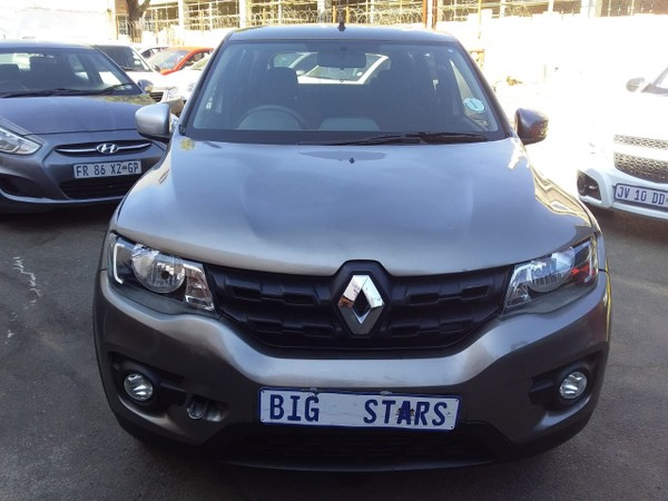 2018 Renault Kwid 1.0 Dynamique 5-Door Gauteng Johannesburg_0