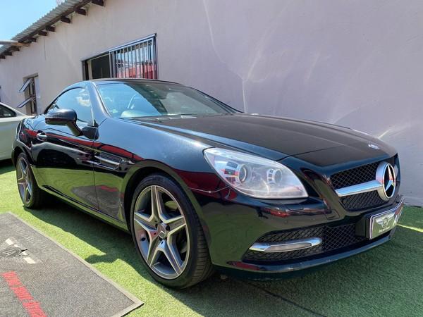 2011 Mercedes-Benz SLK Slk 200 Amg Auto Gauteng Boksburg_0