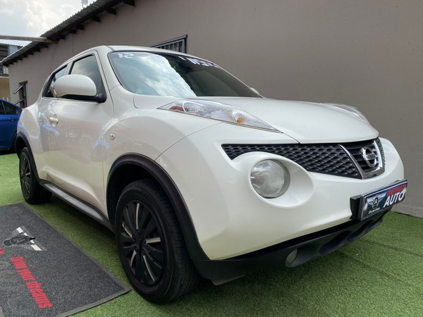 2012 Nissan Juke 1.6 Acenta  Gauteng Boksburg_0