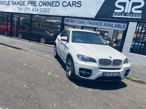 2011 BMW X6 Xdrive50i  Gauteng Rosettenville_0