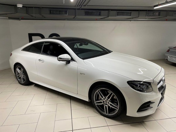 2017 Mercedes-Benz E-Class E 400 Coupe 4Matic Western Cape Cape Town_0