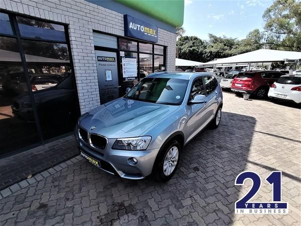 2012 BMW X3 Xdrive20d At  Eastern Cape Port Elizabeth_0
