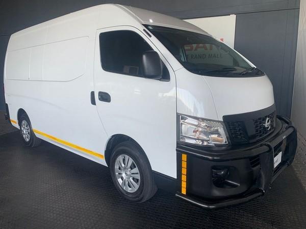 2018 Nissan NV350 2.5dCi Wide FC Panel van Gauteng Johannesburg_0