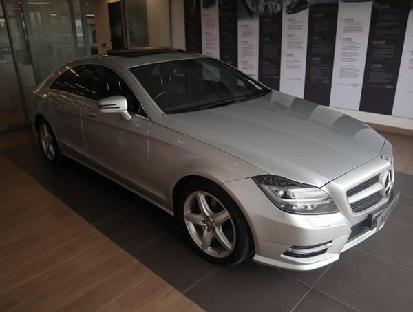 2014 Mercedes-Benz CLS-Class Cls 250 Cdi Be  Gauteng Vereeniging_0