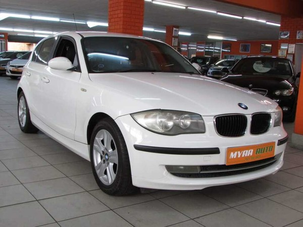 2008 BMW 1 Series 118i At e87  Western Cape Cape Town_0