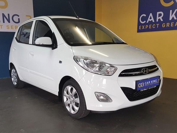 2012 Hyundai i10 1.25 Gls  Gauteng Roodepoort_0