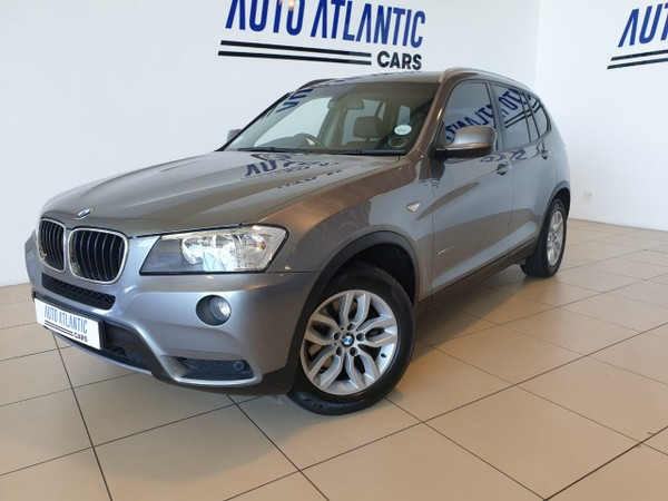 2013 BMW X3 Xdrive20d At  Western Cape Cape Town_0