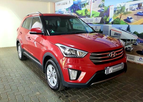 2018 Hyundai Creta 1.6 Executive Auto Gauteng Randburg_0