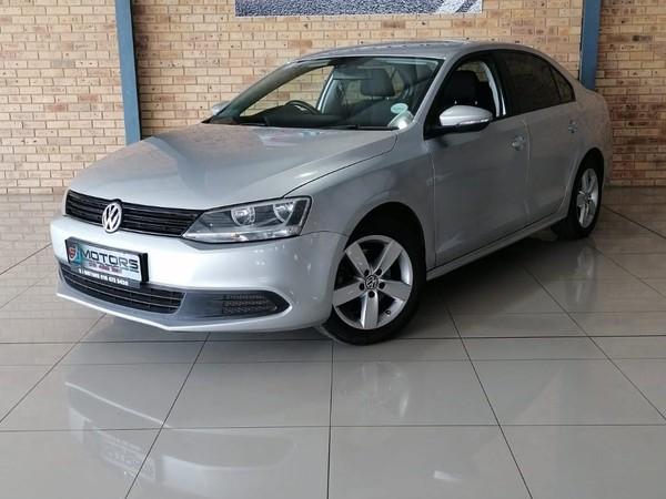 2012 Volkswagen Jetta Vi 1.4 Tsi Trendline  North West Province Orkney_0