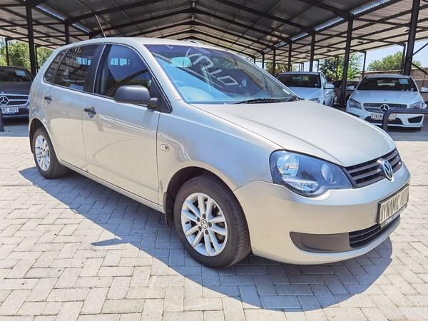 2014 Volkswagen Polo 1.6 Trendline  North West Province Klerksdorp_0