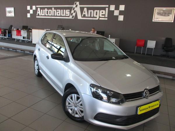 2016 Volkswagen Polo 1.2 TSI Trendline 66KW Western Cape Milnerton_0
