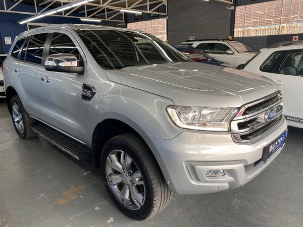 2019 Ford Everest 3.2 XLT 4X4 Auto Free State Bloemfontein_0