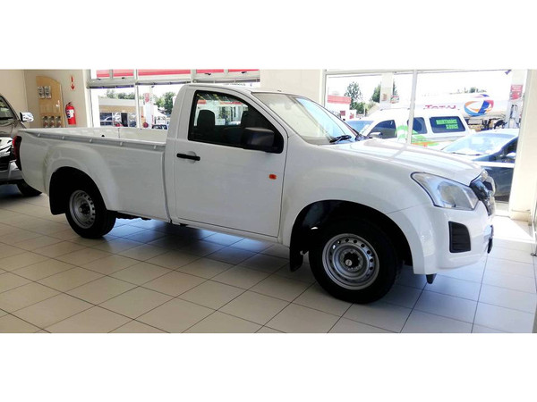 2021 Isuzu D-MAX 250C Single Cab Bakkie Mpumalanga Secunda_0