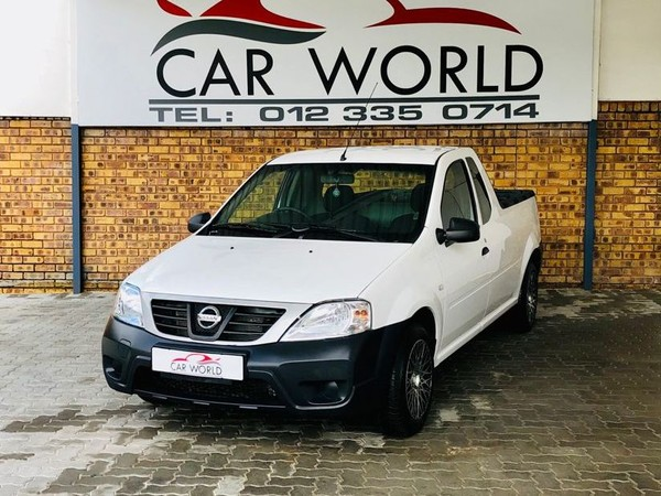 2019 Nissan NP200 1.6 BASE SAFETY PU Gauteng Pretoria_0