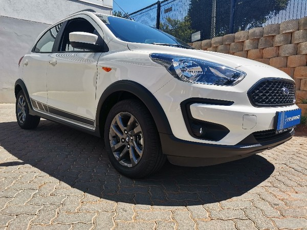 2021 Ford Figo Freestyle 1.5Ti VCT Trend 5-Door Gauteng Roodepoort_0