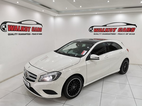 2013 Mercedes-Benz A-Class A 220 Cdibe At  Kwazulu Natal Newcastle_0