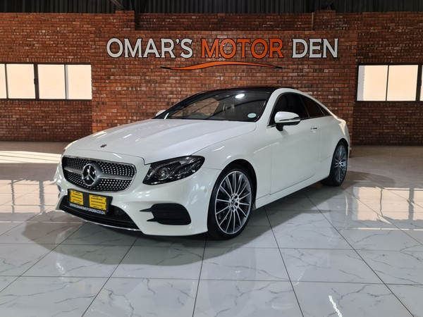 2020 Mercedes-Benz E-Class E220D AMG FULLY SPECKED  Mpumalanga Witbank_0