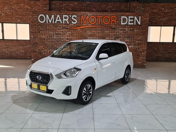 2021 Datsun Go 1.2 Lux CVT Mpumalanga Witbank_0