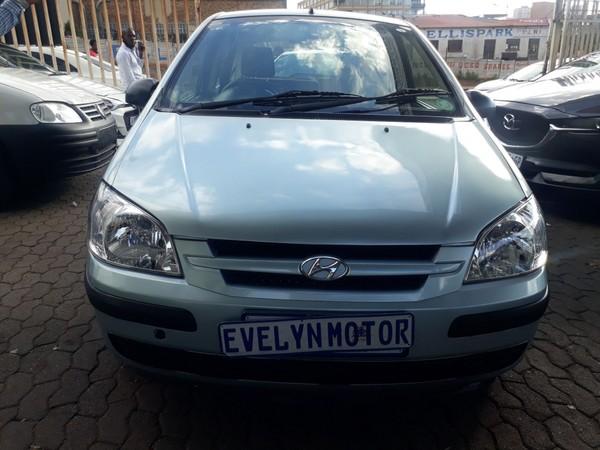 2005 Hyundai Getz 1.6 Ac  Gauteng Johannesburg_0