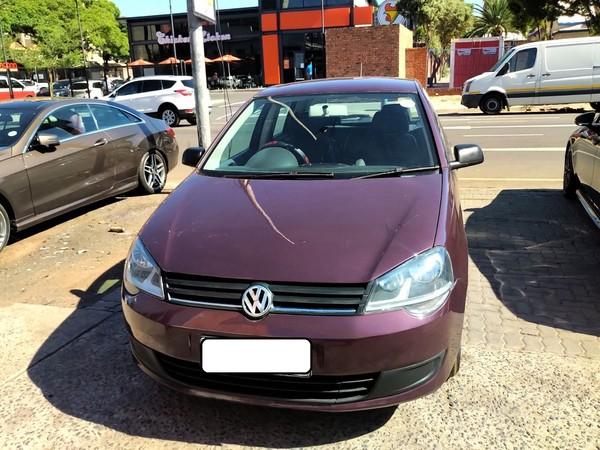 2005 Volkswagen Polo 1.4 Trendline  Gauteng Pretoria_0