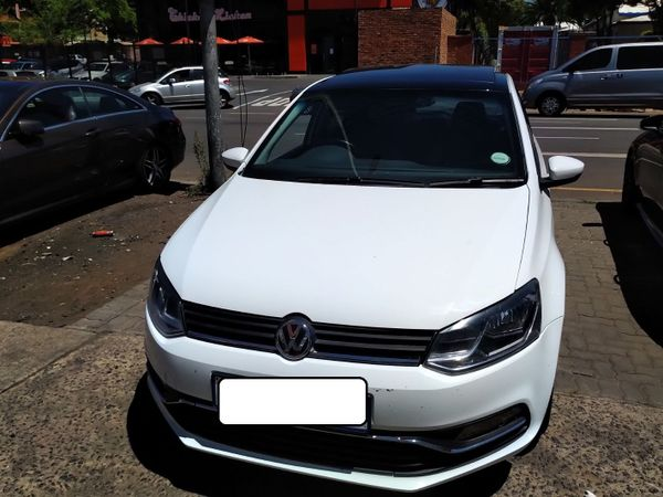 2015 Volkswagen Polo 1.2 TSI Highline 81KW Gauteng Pretoria_0