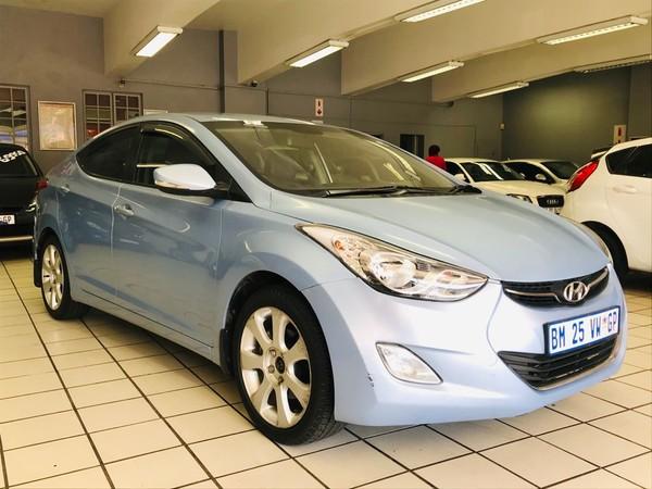 2011 Hyundai Elantra 1.6 Gls  Gauteng Springs_0