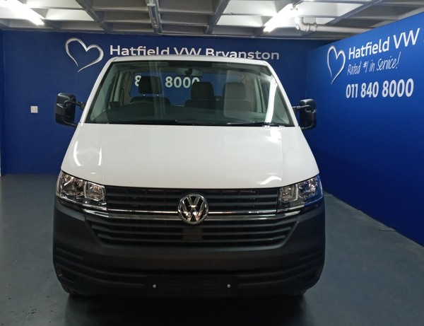 2021 Volkswagen Transporter T6.1 2.0TDi 81kW LWB PU SC Gauteng Bryanston_0