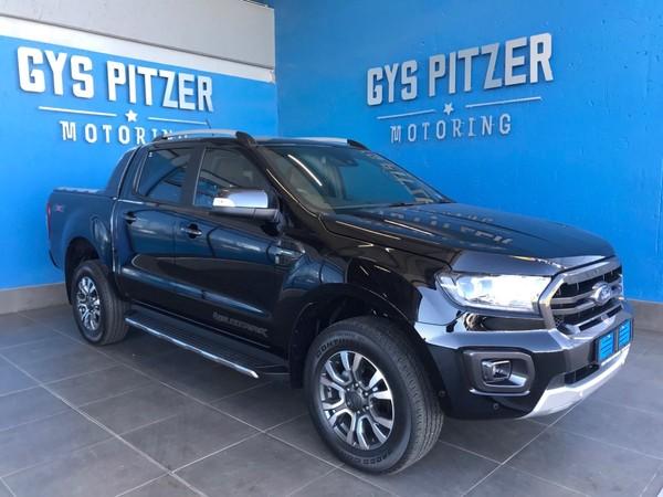 2021 Ford Ranger 2.0TDCi WILDTRAK 4X4 Auto Double Cab Bakkie Gauteng Pretoria_0
