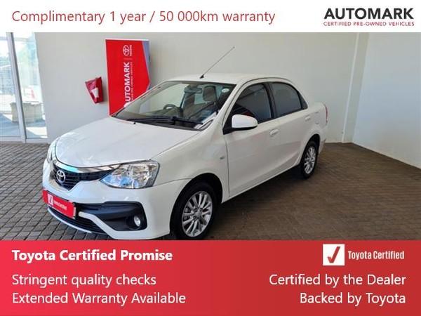 2020 Toyota Etios 1.5 Xs  Northern Cape Kimberley_0