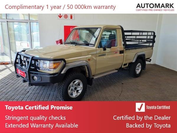 2019 Toyota Land Cruiser 79 4.0p Pu Sc  Northern Cape Kimberley_0