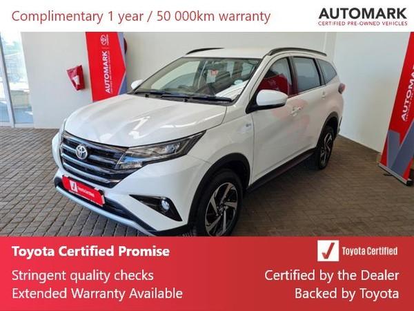 2018 Toyota Rush 1.5 Auto Northern Cape Kimberley_0