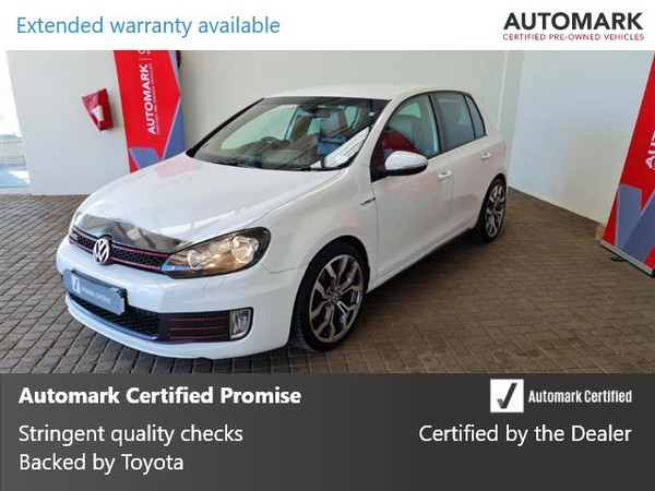 2011 Volkswagen Golf Vi Gti 2.0 Tsi  Northern Cape Kimberley_0