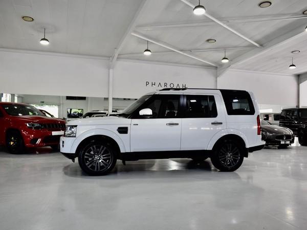2016 Land Rover Discovery 4 3.0 Tdv6 Se  Gauteng Sandton_0