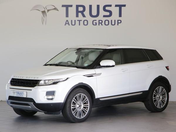 2011 Land Rover Evoque 2.2 Sd4 Prestige  Western Cape Strand_0